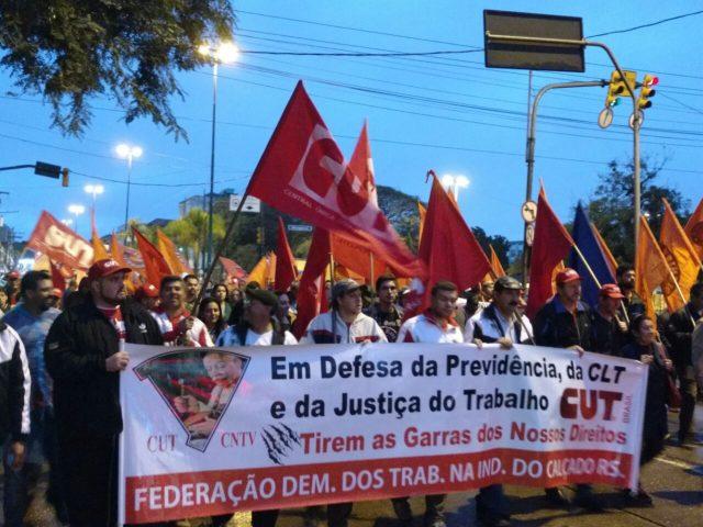 Bancários farão assembleia para greve geral