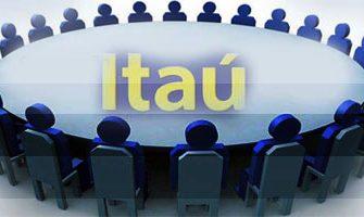 Fetrafi-RS reúne Coletivo Estadual de Dirigentes do Itaú Unibanco, com participação de representantes do RH do Banco