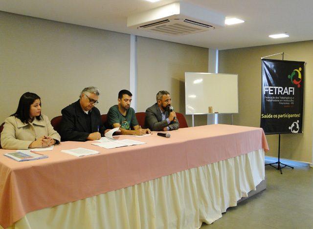 Fetrafi-RS e sindicatos se reúnem com Relações Sindicais ...