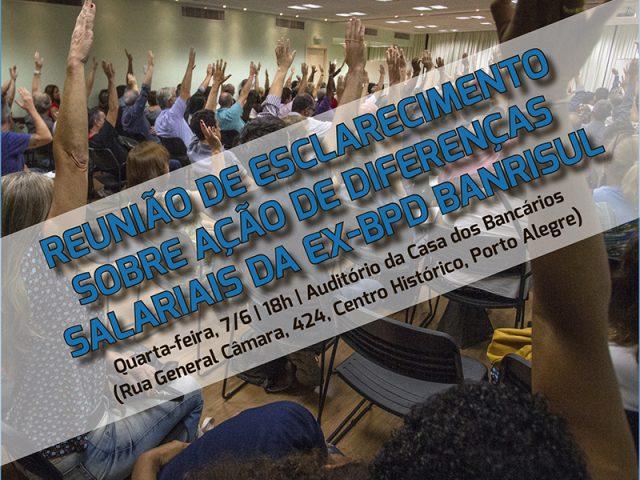 SindBancários chama Banrisulenses para reunião de esclarecimentos sobre ...