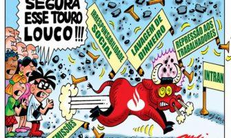 Santander atua de forma irresponsável no mundo