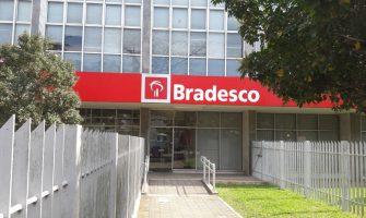 Criminosos explodem agências do Bradesco e Banrisul em Maratá