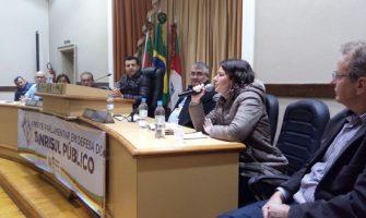 Luta em Defesa do Banrisul Público ganha força em audiência pública em Santo Ângelo