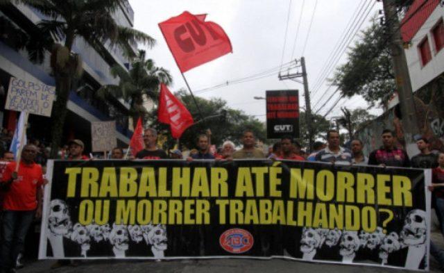 CUT não teme fim do imposto sindical: Sindicatos mais ...