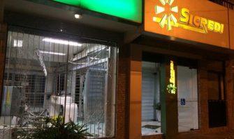 Da madrugada de sábado até esta segunda, 21/08, criminosos fizeram três ataques a agências e equipamentos bancários