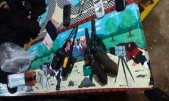 Ação da BM frusta ataque a agência do BB em Agudo, na madrugada do domingo
