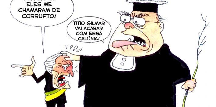 Blog do Barão: STF corrupto