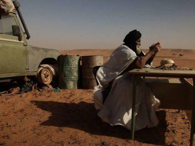 O Deserto do Deserto estreia no CineBancários