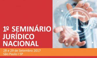 1º Seminário Jurídico Nacional da Contraf-CUT acontece nos dias 28 e 29 deste mês em SP