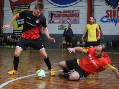 Sábado, 23/9, é dia de semifinal na Copa Futsal e de decidir quem vai disputar o título de 2017