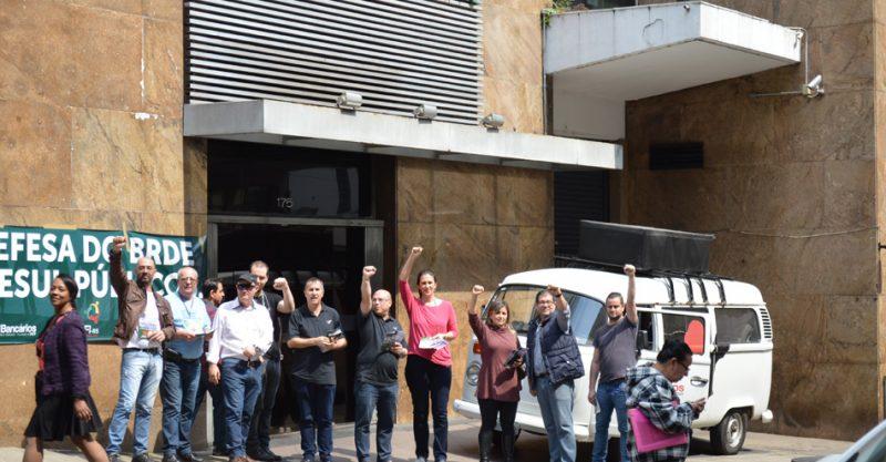 SindBancários chama colegas do Badesul para assembleia de eleição de representantes dos funcionários para comissão paritária