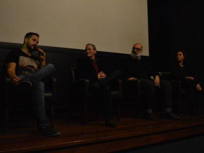 """Debate sobre documentário """"A Gente"""" no CineBancários expõe invisibilidade dos agentes penitenciário e propõe saídas para crise nas prisões"""