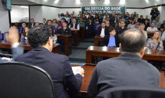 Sindicato chama colegas do Badesul e BRDE para assembleia conjunta que vai definir campanha de defesa dos dois bancos públicos