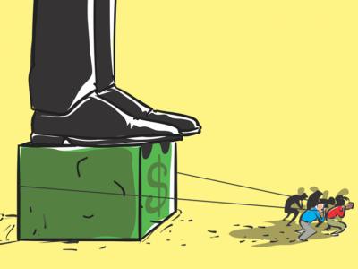 Bancos, que semearam o golpe, colhem os frutos