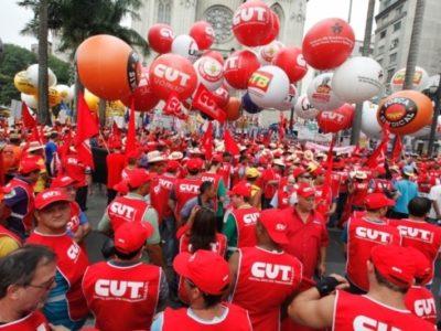 CUT coloca nas ruas campanha pela anulação da Reforma Trabalhista nesta quinta, 7/9, durante Grito dos Excluídos