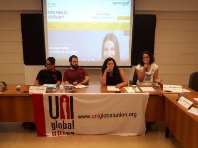 UNI Américas debate agências de trabalho temporário, a juventude e o primeiro emprego