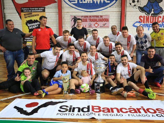 Santander Bairro FC conquista pela primeira vez a Copa de ...