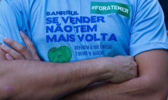Governo Sartori agora anuncia que desistiu de vender ações do Banrisul. Pode ser cortina de fumaça para entregar Cartões