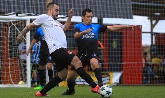 Santander e Bradesco FC abrem vantagem na luta por uma vaga às quartas de final do FUT7 bancário
