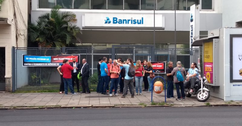 Mais uma novidade pouco agradável no Banrisul: plataformistas obrigados a acabar com seus empregos
