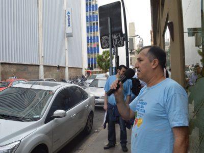 Ato convoca Banrisulenses à participação e mobilização para o lançamento de Frente Parlamentar na segunda-feira, 9/10, na sede da Fetrafi-RS