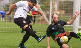 Triangular da Taça SindBancários de Fut7 tem dois jogos pegados em sua primeira rodada