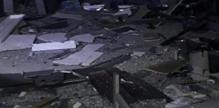 Criminosos atacam Banrisul em Santana da Boa Vista, na região Sul