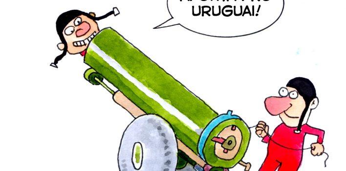 Brasileiros estão fugindo das desgraças de Temer e Sartori