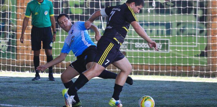 Taça SindBancários de Futebol Sete define finalistas no sábado, 9/12
