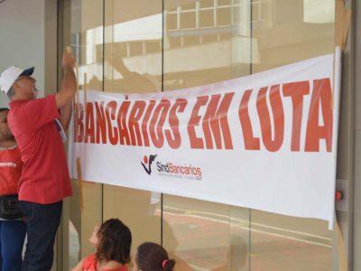 Sindicatos rebatem nota do Santander, que critica paralisação dos bancários e não aborda inconstitucionalidades do banco