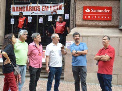 Justiça determina que terceirizados e estagiários devem ser contabilizados para fins de critérios de criação da CIPA na Agência Santander Cultural