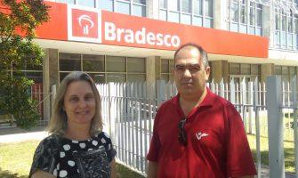 Bancária conquista reintegração ao Bradesco, após demissão e recontratação em empresa do grupo como metalúrgica