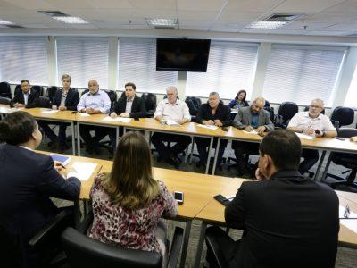 Comissão Bipartite de Segurança Bancária discute alterações na cláusulas 31 e 33