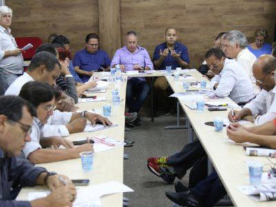 """CUT e centrais deflagram estado de greve contra Reforma da Previdência: """"se botar para votar, o Brasil vai parar"""""""