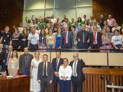 SindBancários participa de Grande Expediente na Assembleia que chama governo Sartori de entreguista e diz não ao desmonte do patrimônio público