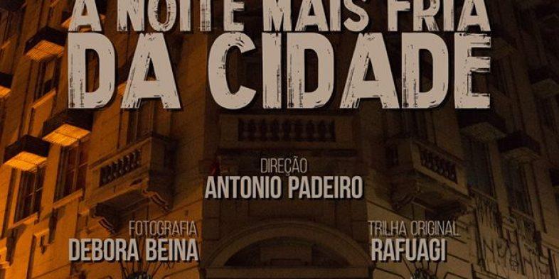 """CineBancários, na noite deste dia 11, faz pré-estreia do filme """"A noite mais fria da cidade"""", sobre a desocupação violenta da casa dos Lanceiros Negros"""