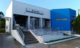 Agência do Banrisul em Mariana Pimentel é atacada com explosivos na madrugada desta terça, 09 de janeiro