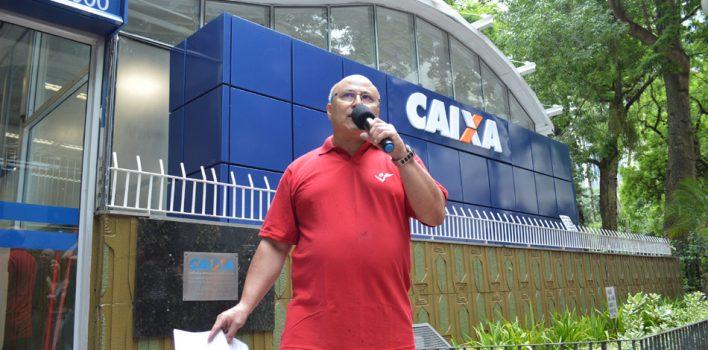 Caixa completa 157 anos de grandes serviços ao Brasil em clima de resistência