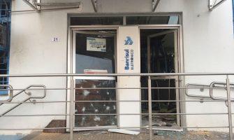 No sábado, criminosos atacaram três bancos em Butiá, feriram moradores e fugiram da cidade que só tinha dois PMs de serviço
