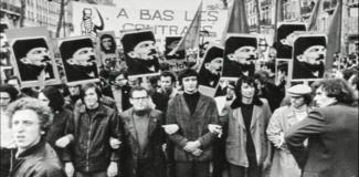 Filósofo provoca com reflexão sobre o fato de o legado de 1968 ter ajudado a criar um capitalismo mais selvagem com aparência sutil