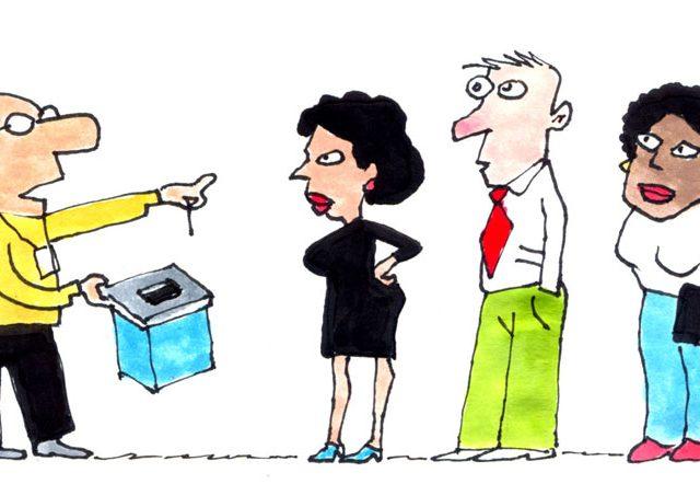 Eleição de delegados(as) sindicais é suspensa