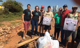 GAS e solidariedade: Se nós lutamos por saúde, moradores da Ocupação Nazaré lutam por lugar para morar