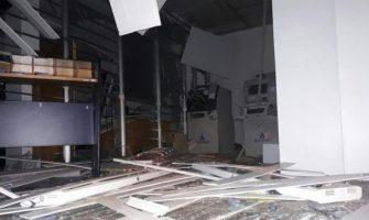 Polícia prende suspeitos de ataque a agência do Banrisul com explosivos em Barra Funda, no dia 02
