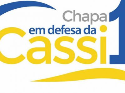 Eleição já começou. Vote Chapa 1 e defenda a Cassi