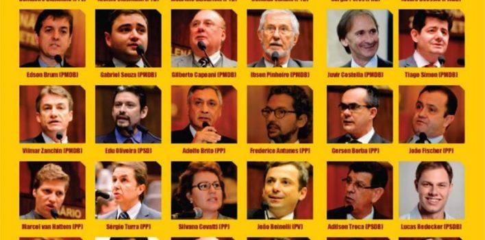 Sob protestos, deputados aliados de Sartori aprovam na madrugada projeto que compromete presente e futuro do RS