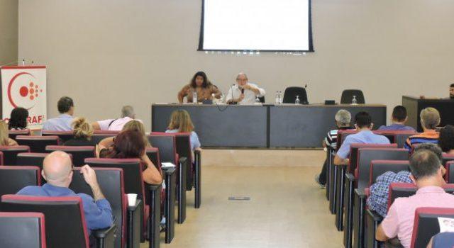 Contraf debate modelo e calendário de conferências dos ...