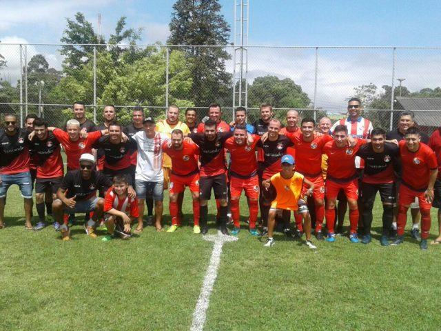 Santander FC de Porto Alegre vence Copa Sul dos Bancá...
