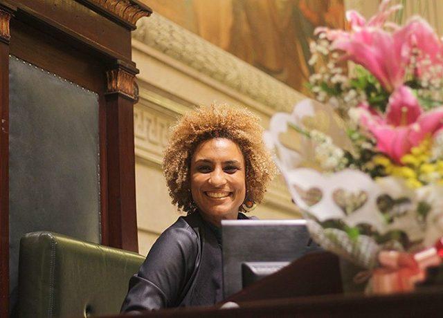 Brasil lamenta execução da ativista de direitos humanos Marielle ...