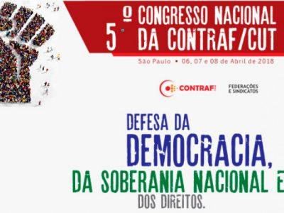 Começa nesta sexta, 06/04, o Congresso da Contraf-CUT em São Paulo