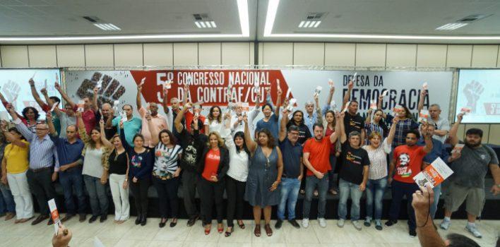 Congresso da Contraf aprova Plano de Lutas da Categoria e elege nova diretoria para 2018-2022